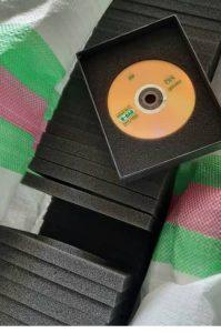 ضربه گیر cd